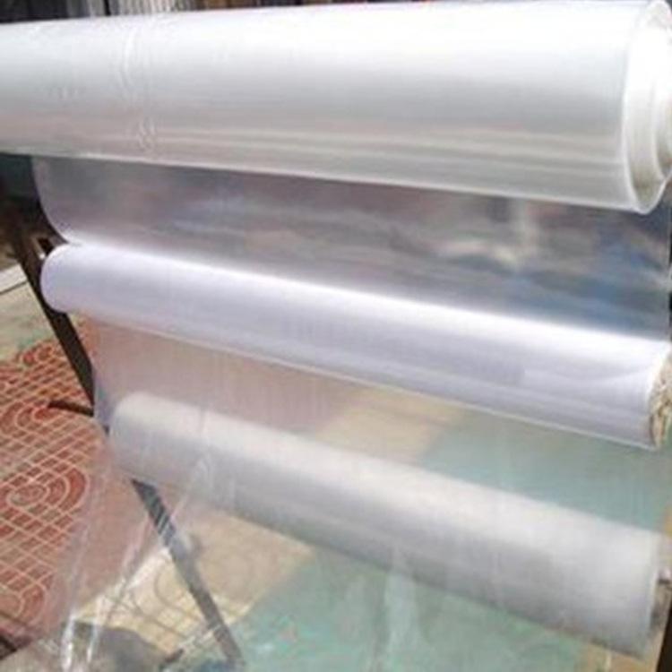 HENGDA Màng che phủ nhà kính Nhà máy sản xuất vải nhựa trong suốt màu trắng trực tiếp màng nhựa PE n