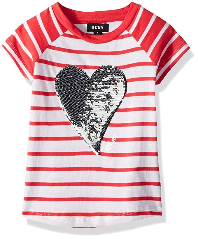 Áo Thun cotton thoải mái  dành cho nữ , Thương hiệu : DKNY