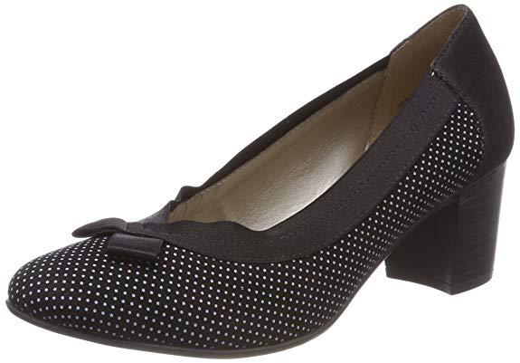 Giày búp bê Da Thời Trang dành cho Nữ , Thương Hiệu : Remonte - D0809 .
