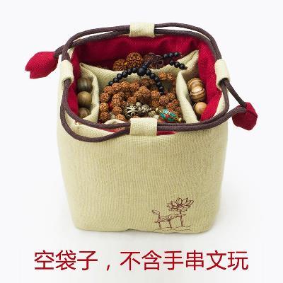 Cái vòng tay chuỗi đồ chơi văn hoá đặc biệt túi quà bài trang sức hút dây chùm hạt chuỗi tràng hạt g