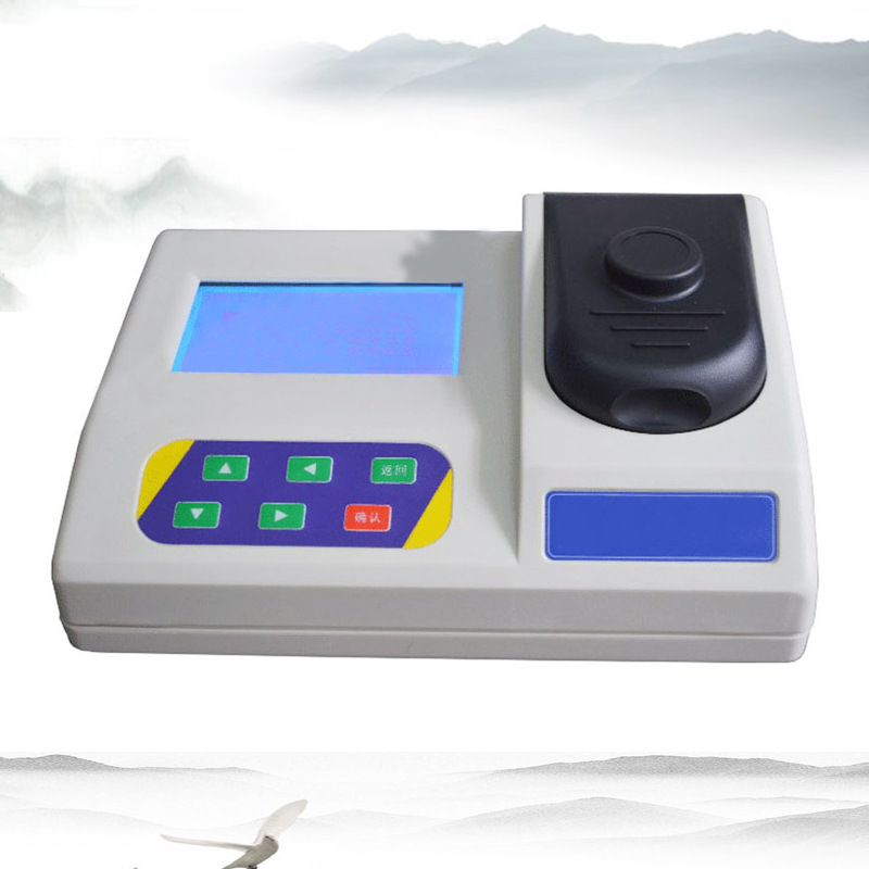 Dụng cụ phân tích Máy phân tích sắt CHFE-160 / mẫu nước Máy phân tích ion kim loại nặng / dụng cụ ph