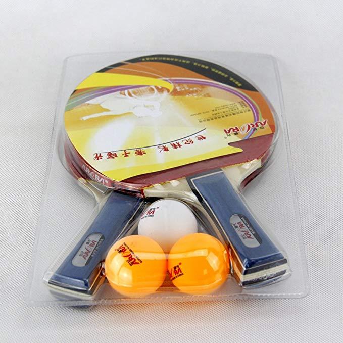 FURRA Đồ dùng dã ngoại Century Twilight Table Tennis Tennis Giải trí Bóng bàn Clap 2 Pack Ngang