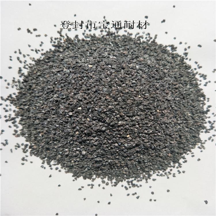 DFBT Vật liệu mài mòn Nhà máy vật liệu chịu lửa Baotong Vật liệu chịu lửa trực tiếp Brown Corundum đ