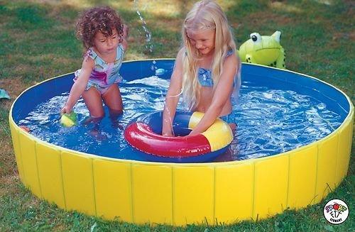 Sport Fit bể bơi trẻ sơ sinh Bể bơi gấp cho trẻ em Bể bơi gấp nước vui nhộn