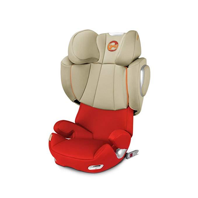 Giải pháp ghế an toàn cho trẻ em Thương hiệu : CYBEX của Đức 3-fix 3-12 tuổi