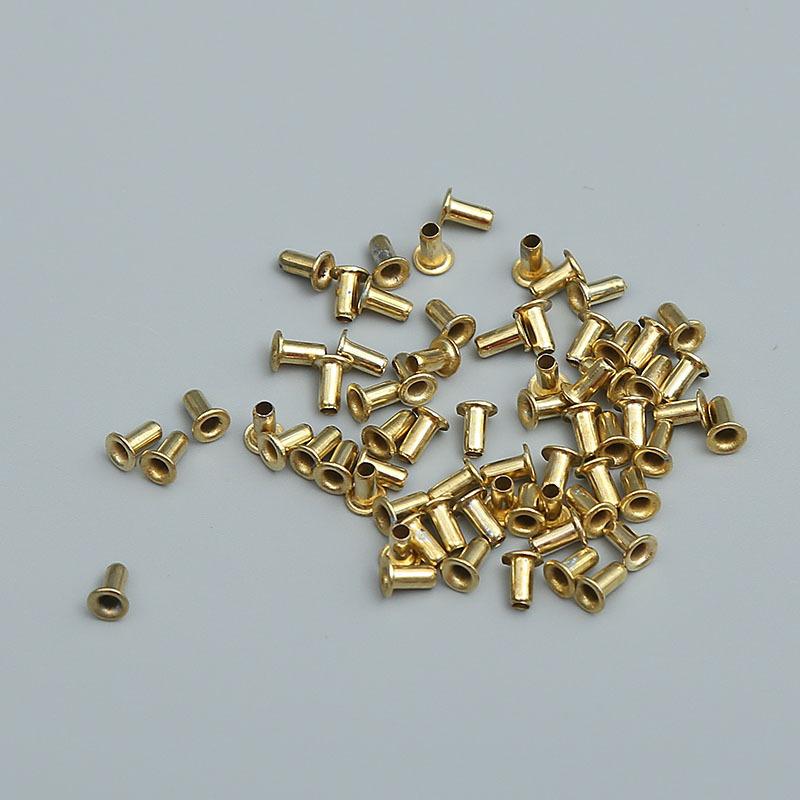 ZHENBO Đinh Nhà sản xuất chuyên nghiệp bán buôn Đồng gà mắt đồng nguyên chất đầy đủ đinh tán đồng đi
