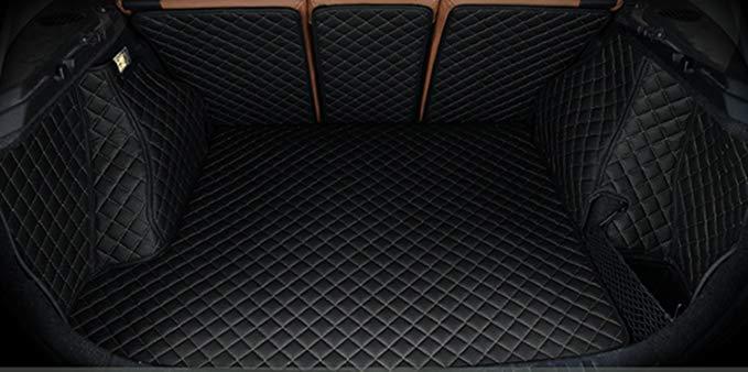 Chebangshi Đệm băng sau Peugeot 3008 phía sau ngăn đầy đủ pad da chống mòn rộng phạm vi bảo vệ chống