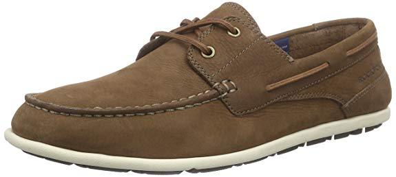 Giày mọi Gommino Bằng Da mềm dành cho Nam , Thương hiệu : ROCKPORT - V79756