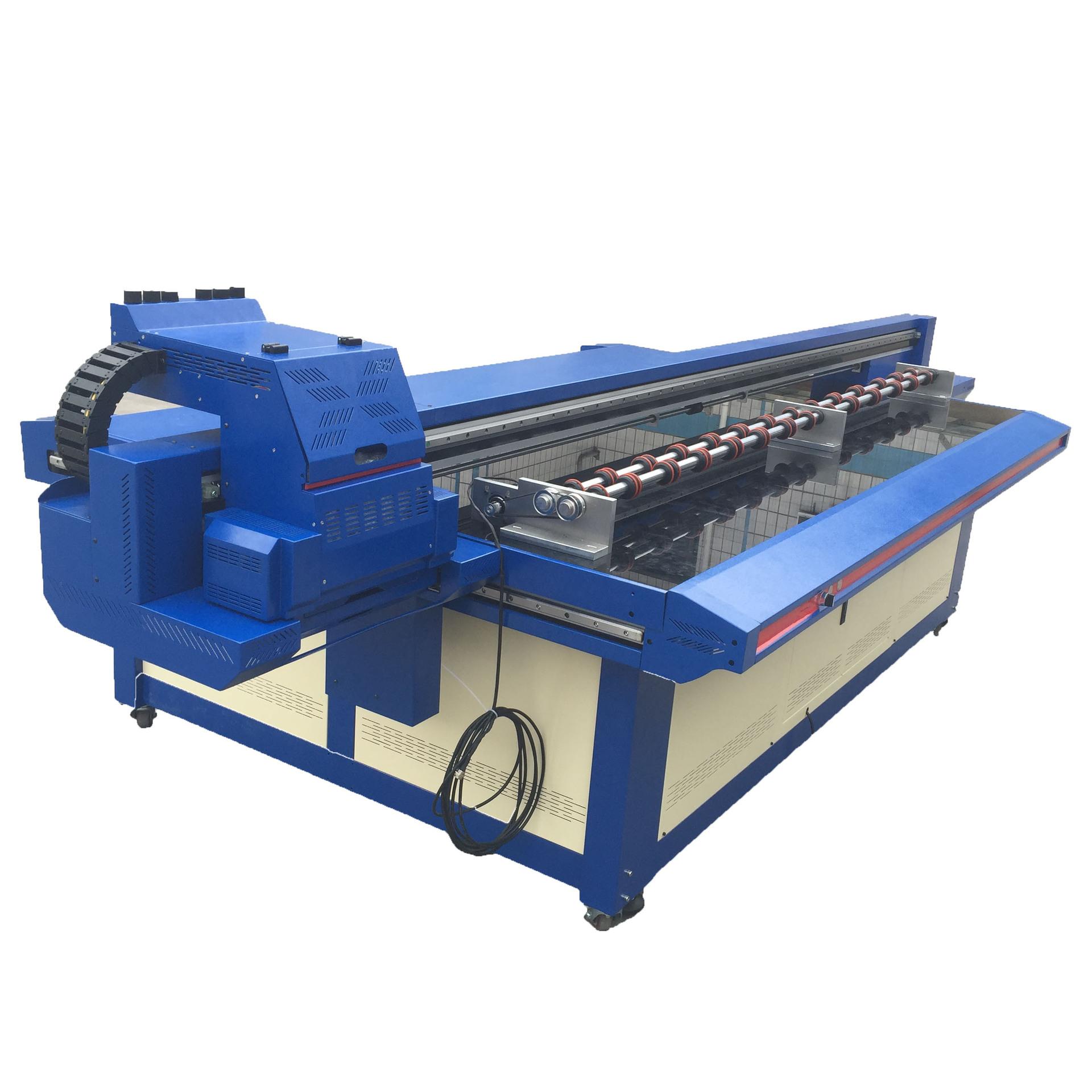 Epson Thiết bị lập nghiệp Liên doanh sản xuất thiết bị sợi tre tích hợp bảng tường máy in phun 3D gỗ