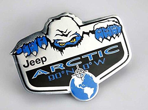 QIANJING Đề can xe hơi Dryland B383 ARCTIC 90 Jeep Wrangler Grand Cherokee Hướng dẫn miễn phí Light