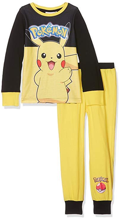 Pokemon pokemon cậu bé pikachu pajama bộ