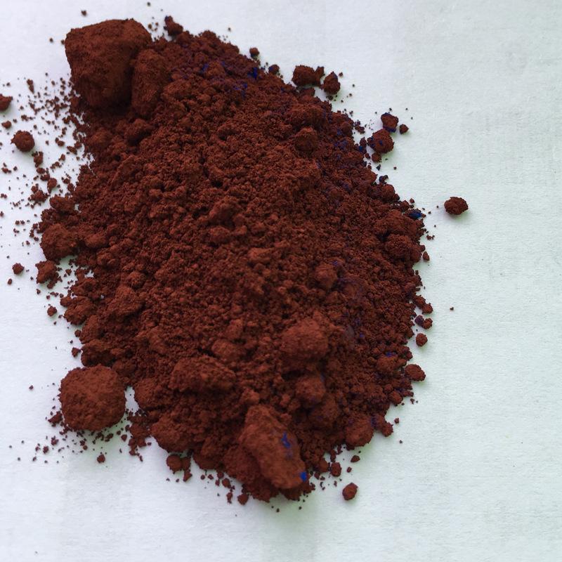 JINGJIA Bột màu vô cơ Vô cơ sắc tố sắt oxit đỏ H190 xây dựng màu gạch với sắt đỏ sắt oxit đỏ sắc tố