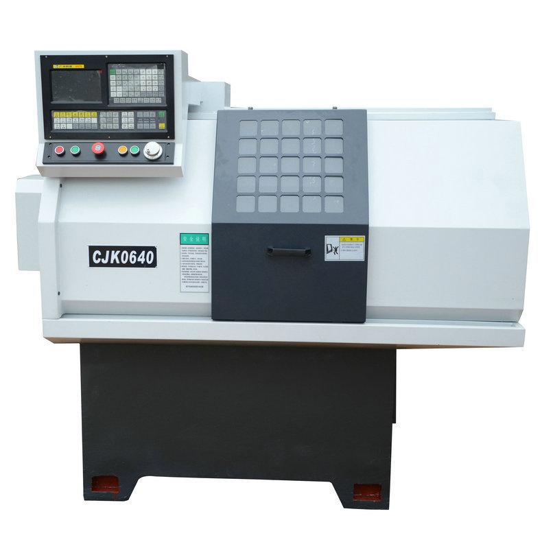 GUOYU Máy tiện CNC khí nén CJK0640 kết hợp dụng cụ máy CNC Máy tiện CNC đa chức năng nhỏ Máy tiện CN