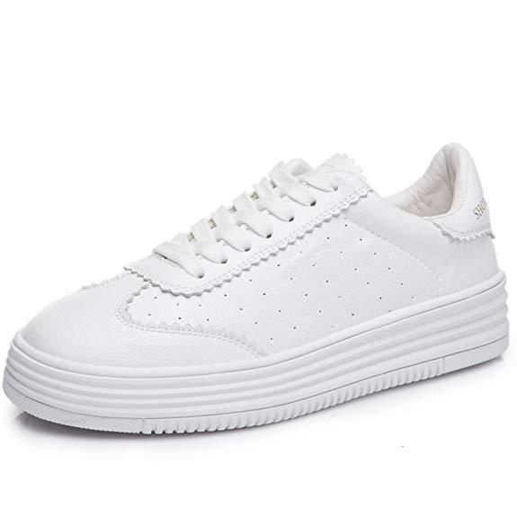 Giày Sneakers Thể Thao màu Trắng , Thương hiệu : Unbeaten .