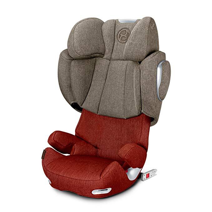 Drap bọc ghế cho Trẻ Em giúp chỗ ngồi rộng , thoải mái hơn, giao diện cứng ISOFIX .
