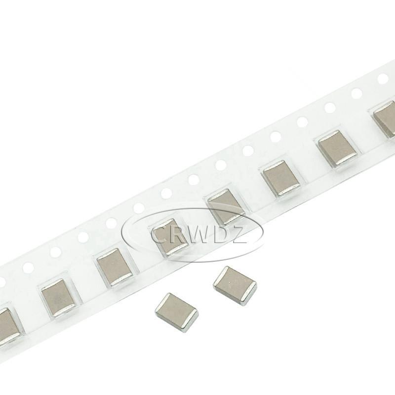 CHANGRONGWEI Tụ Ceramic 1812 22UF Tụ chip 10V 1812 226M X7R 20% MLCC gốm công suất cao gốc