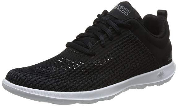 Giày thể thao chạy bộ cho Nữ kiểu thoáng khí , Thương hiệu : Skechers .