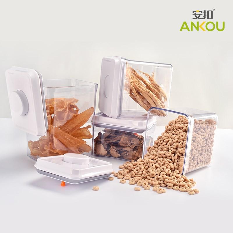 Ann trừ 4 mảnh (2300ml*1+1700ml*2+1000ml*1) đóng lon hộp nhựa tươi hơn.Ann trừ 4 mảnh (2300ml*1+1700