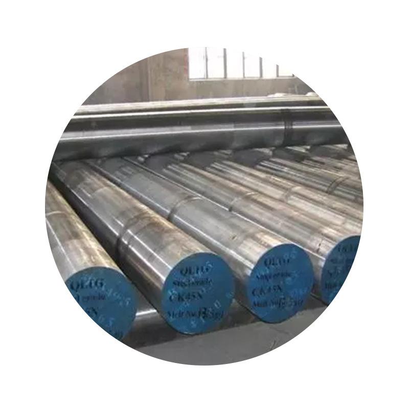 GEYOU Thị trường sắt thép Nhà máy sản xuất trực tiếp thép Cr12MoV Thép không gỉ Cr12MoV thanh tròn C