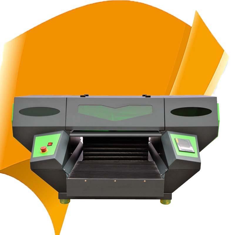 Thiết bị lập nghiệp Cung cấp hàng thủ công hộp quà tặng đồ chơi máy in phẳng UV tốc độ cao độ chính