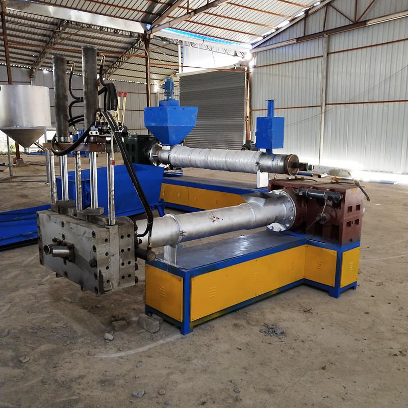 AIKE Nhựa phế liệu Nhà máy Sơn Đông trực tiếp dệt túi hạt tái sinh hạt tái sinh hạt tái sinh chất th