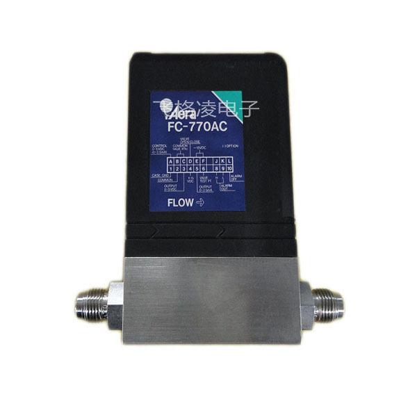Đồng hồ đo lưu lượng dòng chảy Bán hàng lưu lượng kế khí Aera FC-770AC