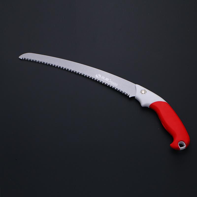 Senba cưa Nhật Bản sk5 carbon thép 270 vườn cưa với eo tay áo hình răng cưa U cưa điện mài răng cưa