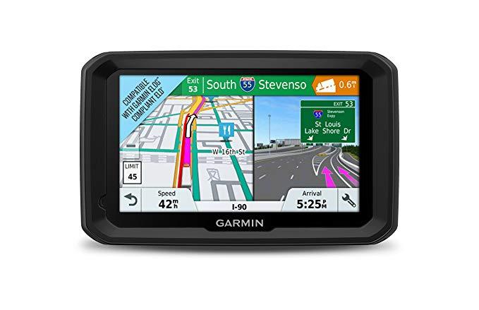 Định vị Điều hướng 5 inch của Garmin 010-01858-02 def 580 LMT-S để sử dụng .