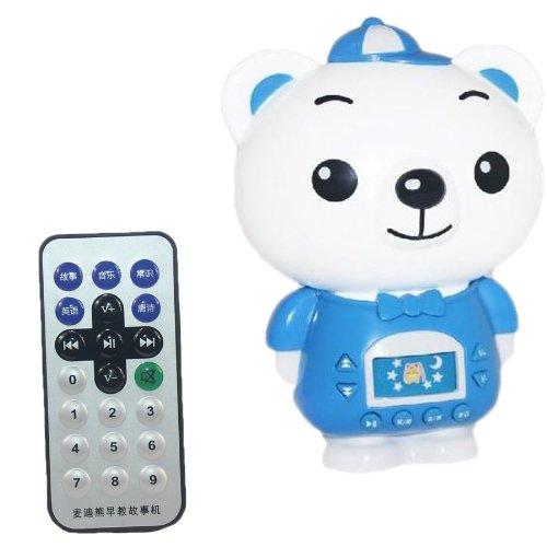 Chất lượng âm thanh chất lượng cao Con gấu McGrady trẻ em MP3 máy giáo dục sớm Mai Xinxin Máy giáo d