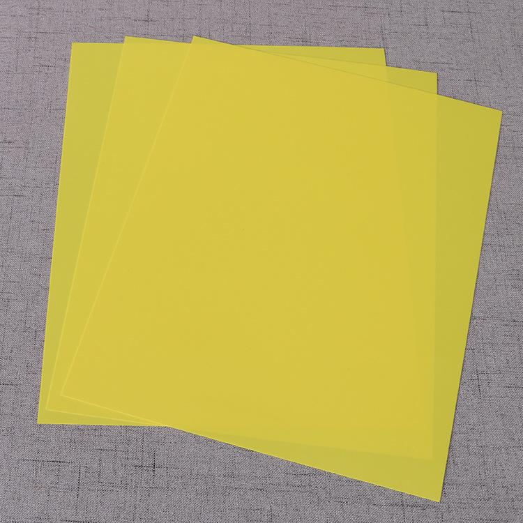 Ván nhựa (cuộn) Liêm chính nhà sản xuất bán buôn màu sắc tươi sáng PVC nhựa phim cuộn đảm bảo chất l