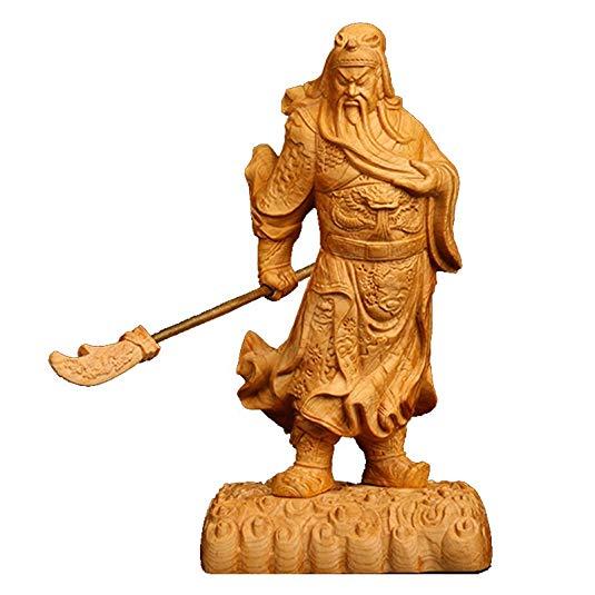 YUZHI Đồ trang trí bằng gỗ Trang sức ngọc bích YUZHI [Trang trí chạm khắc tinh xảo Taihang Yabai] [q