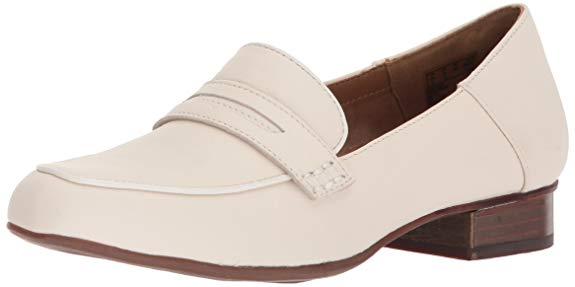 Giày Tây đế bệt bằng Da mềm dành cho Nữ , Thương Hiệu : Clarks