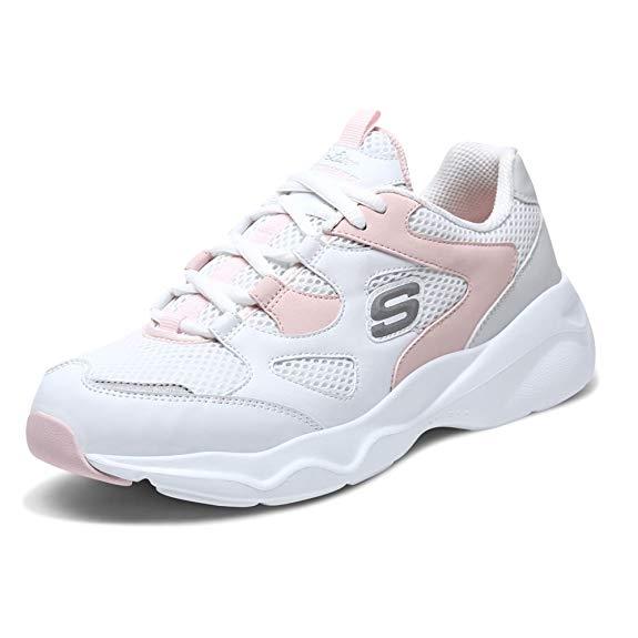 Giày thời trang sneaker nữ , Thương Hiệu : Skechers D'LITES AIRY