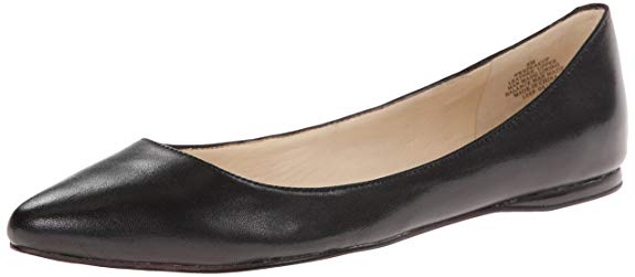Giày búp bê da mềm dành cho Nữ , Thương hiệu : Nine West