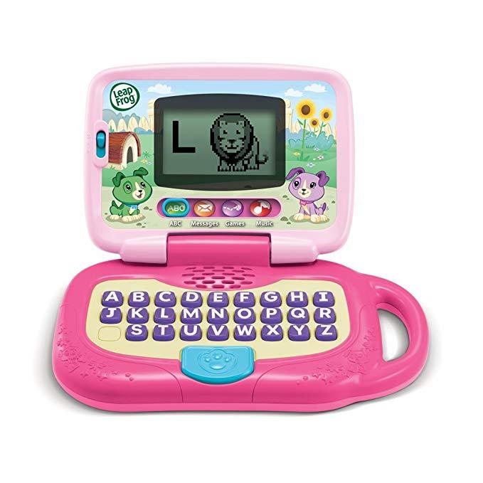 LeapFrog My Leaptop, Pink