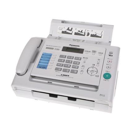 Máy Fax Panasonic 328 laser fax KX-FL328CN A4 thường Trung Quốc hỗ trợ hiển thị điện máy fax