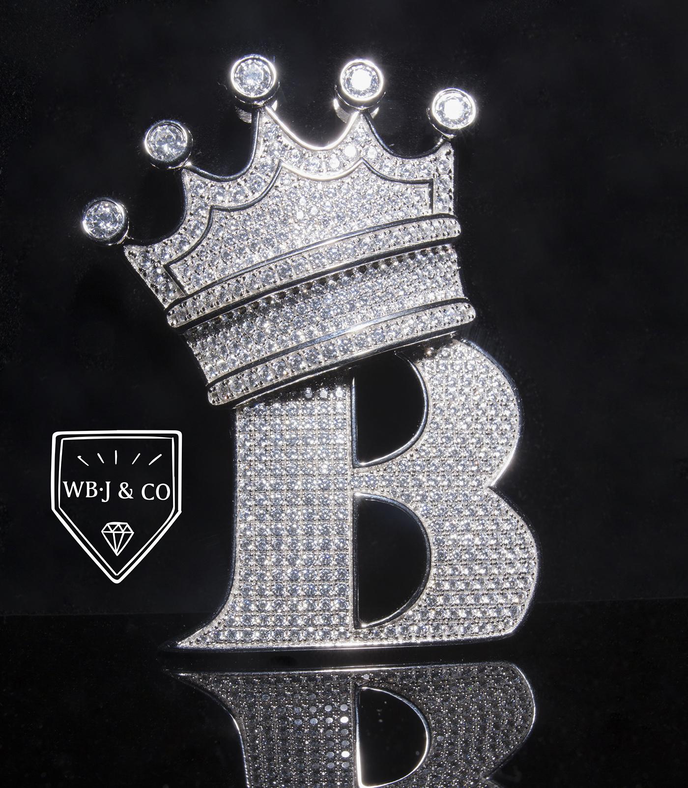 Hộp trang sức KINGBHiphop WBJcustom trang sức ngọc trang nhất