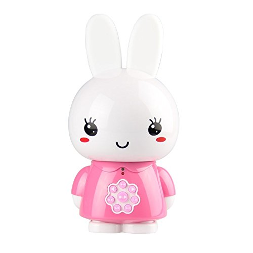 Fire Rabbit Trẻ học máy sớm Giáo dục đồ chơi giáo dục Câu chuyện khai sáng Tải về G6-8G Pink