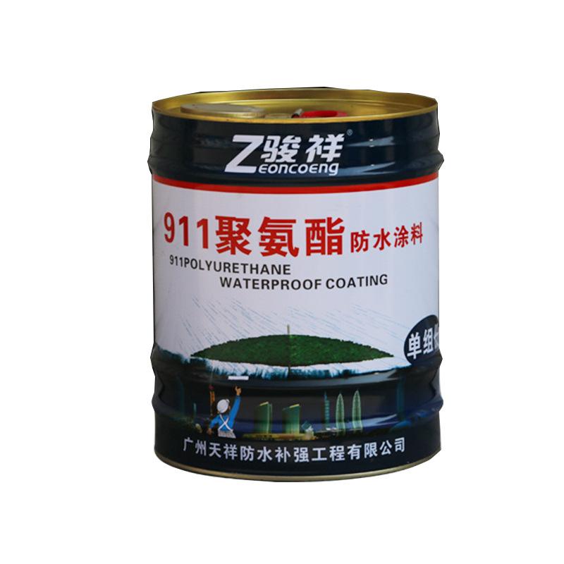 JUNXIANG Sơn Điểm duy nhất thành phần polyurethane màu sơn chống thấm bên ngoài tường mái khoảng các