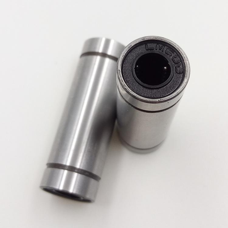 Bạc đạn Vòng bi tuyến tính dài chất lượng cao trong nước LM6UU mang cơ khí 6 * 12 * 35 mang