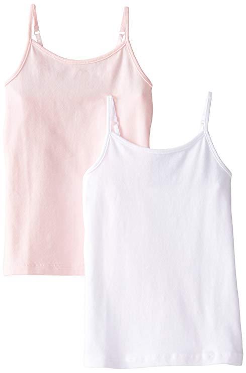 Trẻ em đặt Camis 2-gói lớn của Girls '