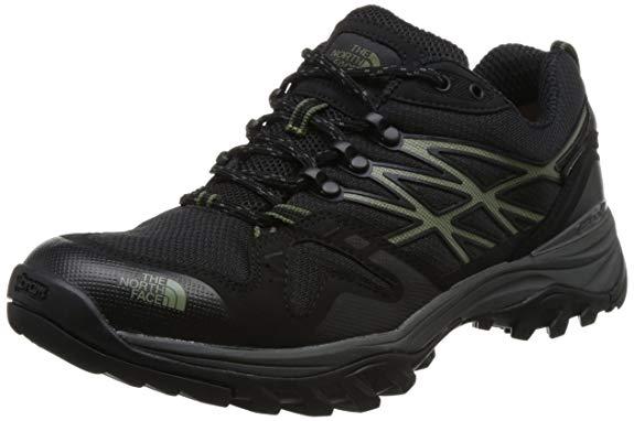 Giày đi bộ nam màu đen, kiểu dáng mạnh mẽ THE NORTH FACE