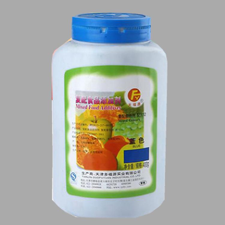 TIANFUYUAN Chất phụ gia thực phẩm Cung cấp Bán buôn Tianfuyuan Blue Pigment Thực phẩm Phụ gia Chất m