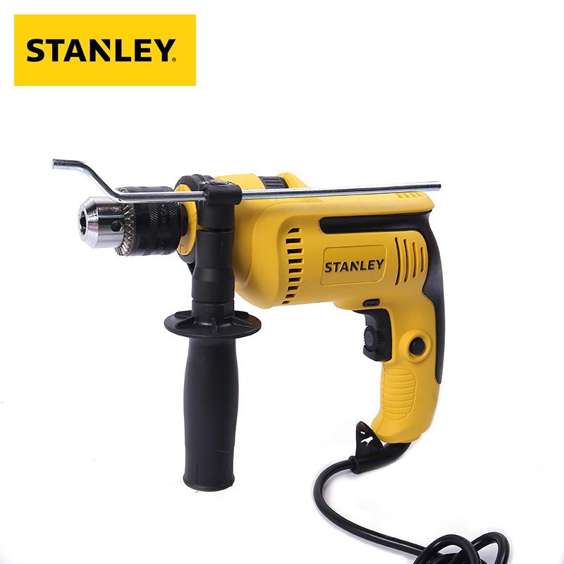 STANLEY Dụng cụ bằng điện Máy khoan tác động Stanley STANLEY SDH700 công nghiệp cao cấp máy khoan đi