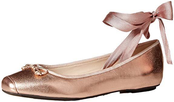 Giày búp bê da mềm dành cho Nữ , Thương hiệu : Cole Haan