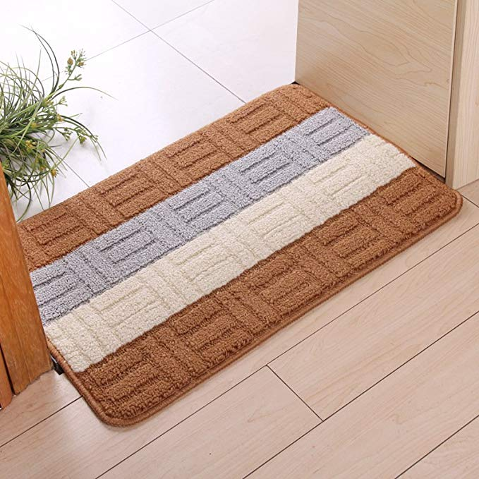 JNYP thị trường đệm lót đệm chân Mái hiên vuông lối vào cửa ra vào thảm cửa thảm chống trượt thấm sà