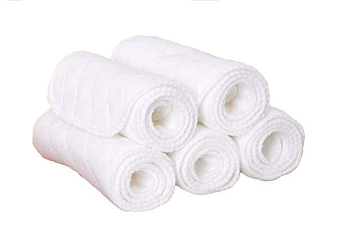 Tả Lót vải 3 lớp cotton mềm mịn cho bé yêu .