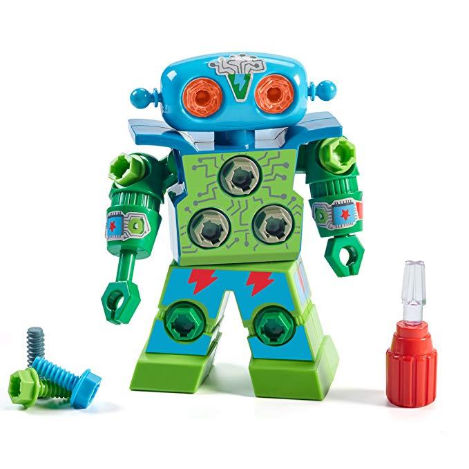 Thiết kế hiểu biết giáo dục và Robot khoan