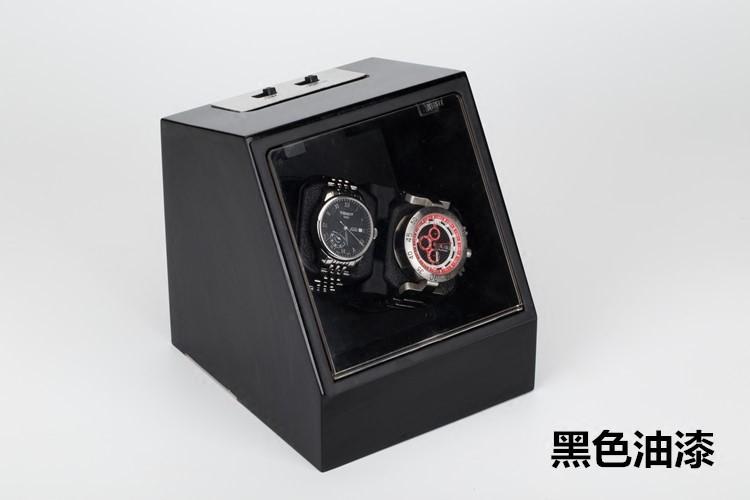 Hộp trang sức lắc thiết bị tự động trên bảng đồng hồ trăng lưỡi liềm hộp điện máy quay và lắc chuỗi