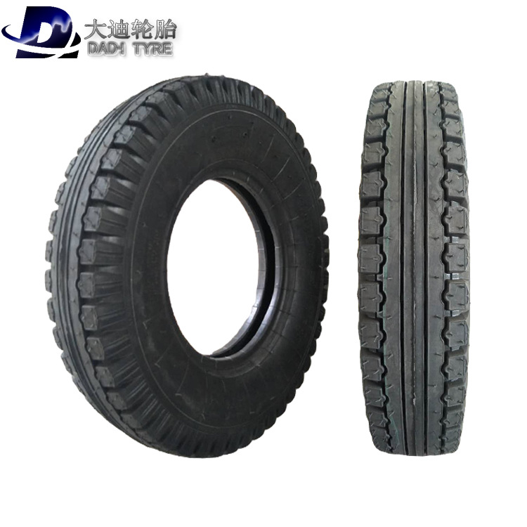DADI Bánh xe Nhà máy sản xuất lốp xe Bán buôn 400-8 Lốp khí nén 400-8 Lốp đặc